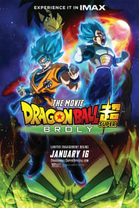 Dragon Ball Super: Broly – The IMAX Experience