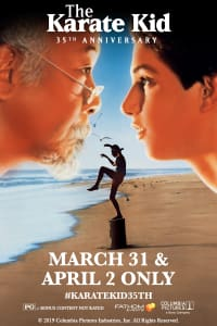 The Karate Kid 35th Anniversary