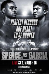Errol Spence Jr. vs. Mikey Garcia