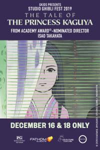 The Tale of The Princess Kaguya – Studio Ghibli Fest 2019