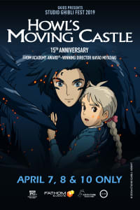 Howl's Moving Castle – Studio Ghibli Fest 2019