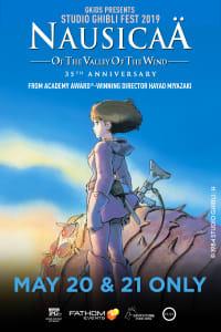 Nausicaä of the Valley of the Wind – Studio Ghibli Fest 2019