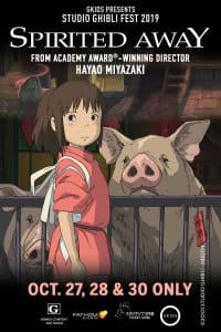 Spirited Away – Studio Ghibli Fest 2019