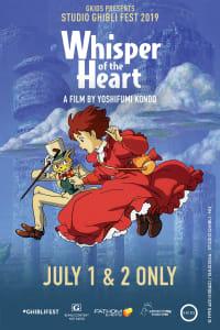 Whisper of the Heart – Studio Ghibli Fest 2019