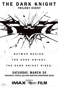 The Dark Knight Trilogy Event