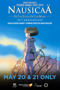 Nausicaä of the Valley of the Wind – Studio Ghibli Fest 2019