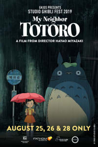 My Neighbor Totoro – Studio Ghibli Fest 2019