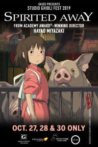 Spirited Away – Studio Ghibli Fest 2019