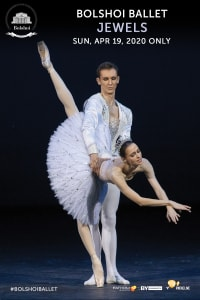 The Bolshoi Ballet: Jewels (2020)