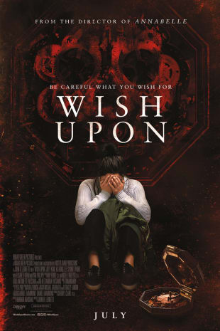 movie poster for Wish Upon