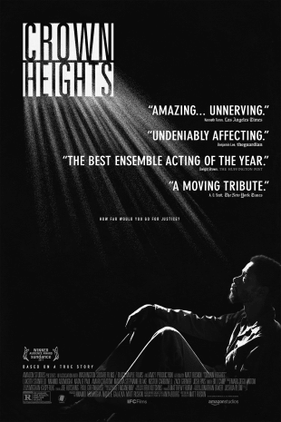 movie poster for Crown Heights
