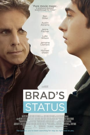 movie poster for Brad's Status