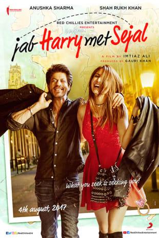 movie poster for Jab Harry Met Sejal