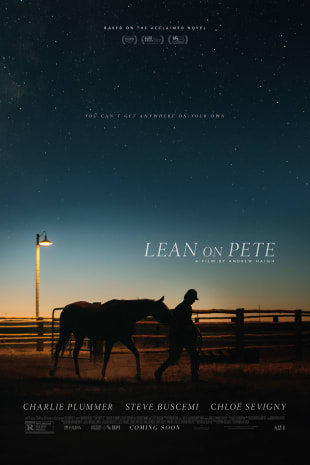 movie poster for Lean On Pete
