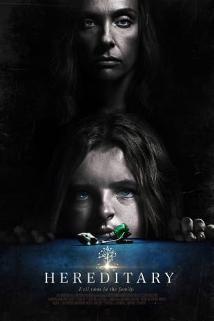 movie poster for Hereditary