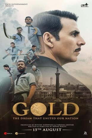 movie poster for Gold