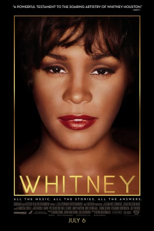 movie poster for Whitney