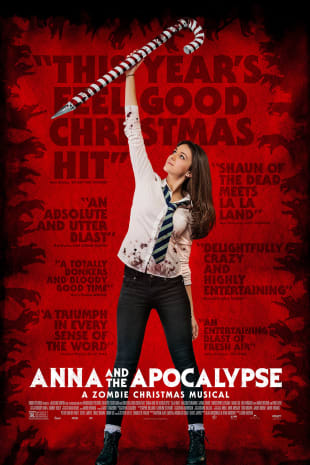 movie poster for Anna And The Apocalypse