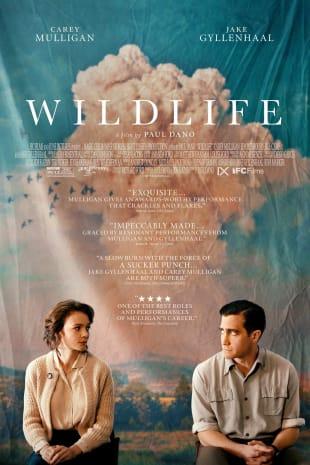 movie poster for Wildlife