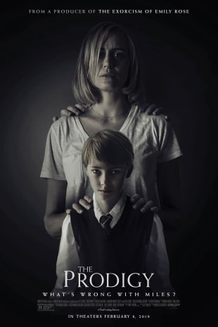 movie poster for The Prodigy
