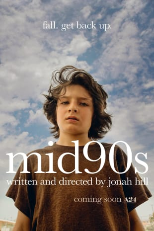 movie poster for Mid90s