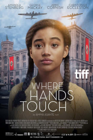 movie poster for Where Hands Touch