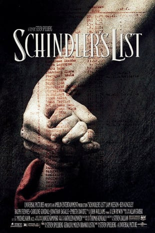 movie poster for Schindler's List (2018)