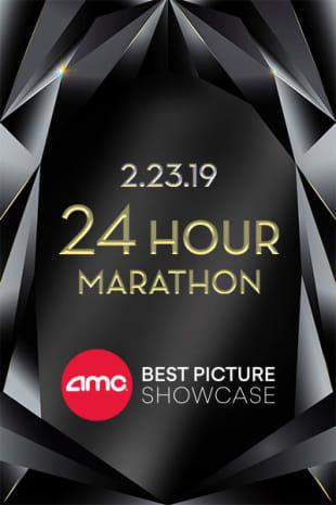 movie poster for 2/23: 2019 Best Picture Showcase 24-Hour Marathon