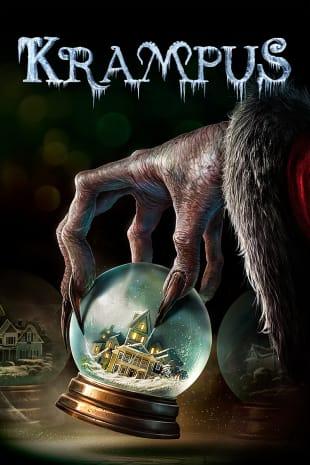 movie poster for Krampus