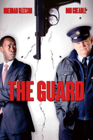 movie poster for The Guard