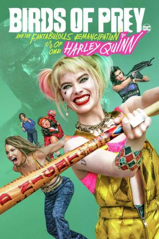 movie poster for Harley Quinn: Birds Of Prey