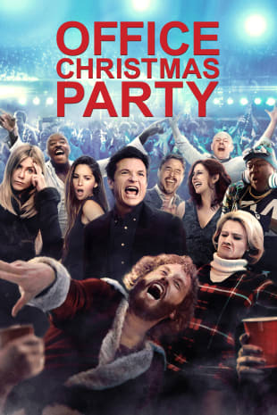 movie poster for Office Christmas Party