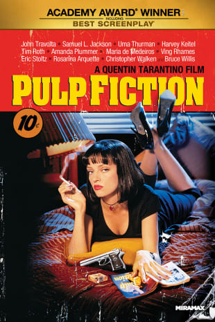 movie poster for Pulp Fiction