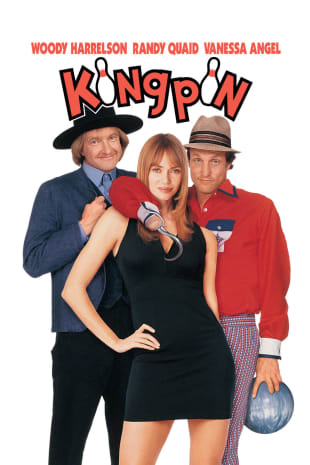 movie poster for Kingpin