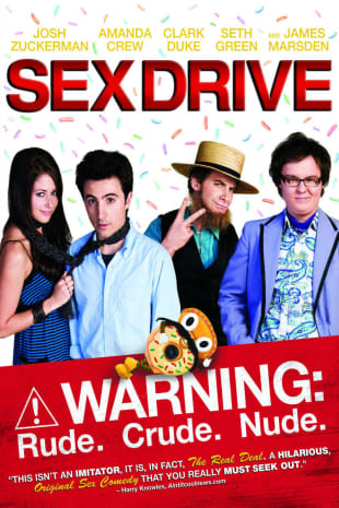 movie poster for Sex Drive - Unrated