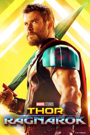 movie poster for Thor: Ragnarok
