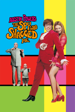 movie poster for Austin Powers: The Spy Who Shagged Me