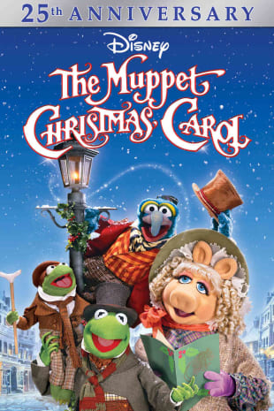 movie poster for The Muppet Christmas Carol