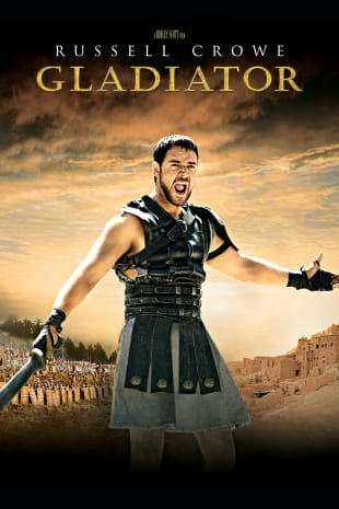 movie poster for Gladiator (2000)
