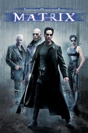 movie poster for The Matrix