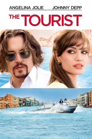 movie poster for The Tourist