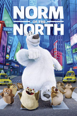 movie poster for Norm Of The North