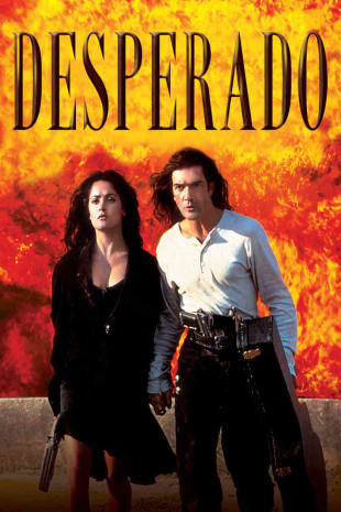 movie poster for Desperado