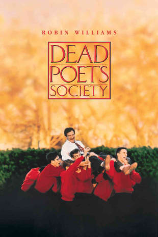 movie poster for Dead Poets Society