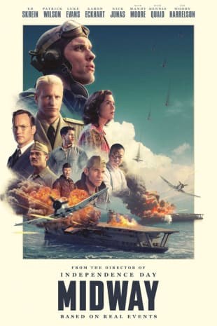 movie poster for Midway