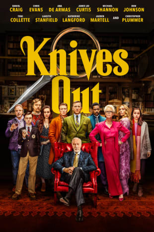 movie poster for Knives Out