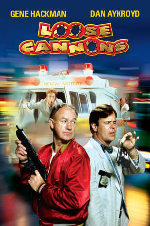 movie poster for Loose Cannons (1990)