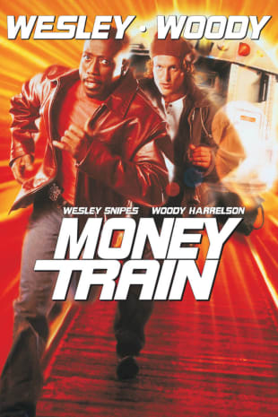 movie poster for Money Train