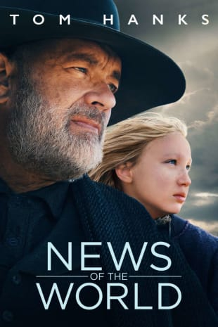 movie poster for News Of The World