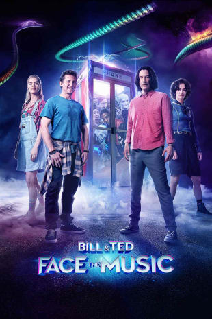 movie poster for Bill & Ted Face The Music